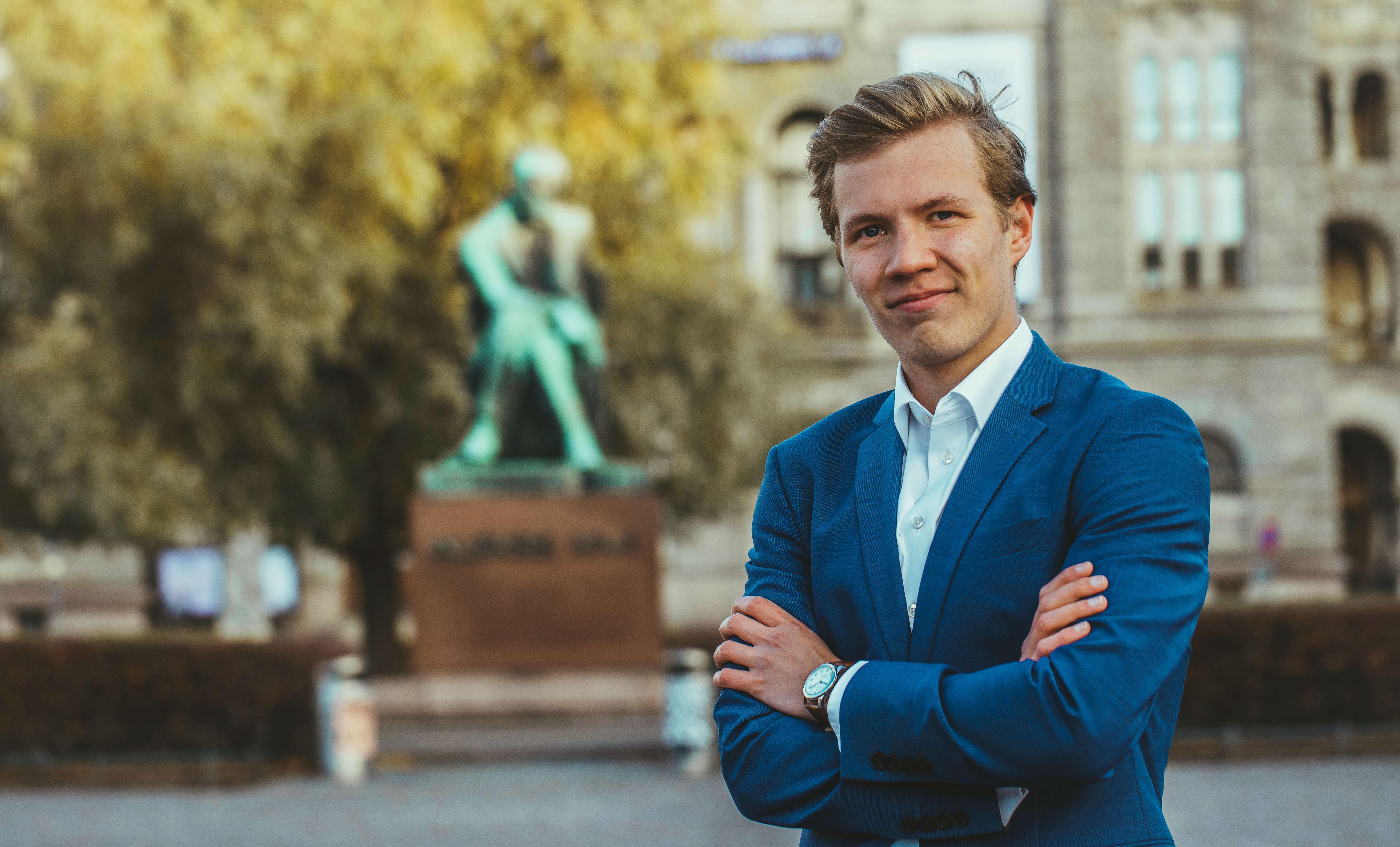 Sam Laakso - SKAL Capital